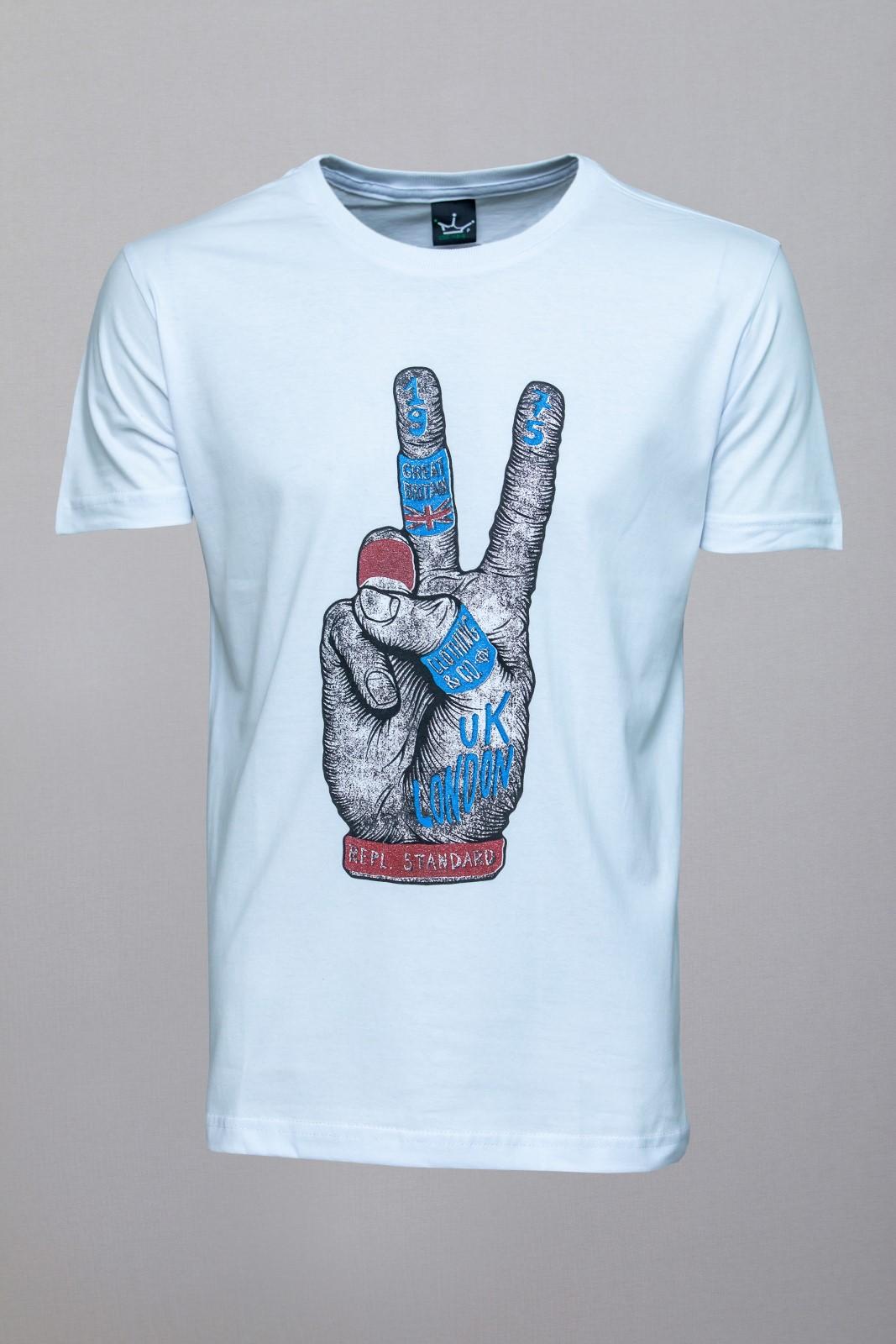 Camiseta CoolWave UK-London