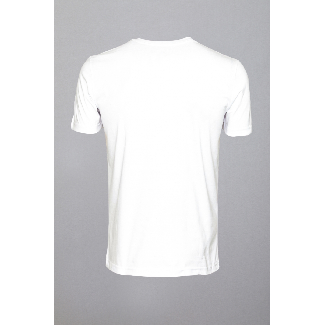 Kit Camisetas Barrocco Motos - 3 Camisetas Cor Branca/ Tamanho GG