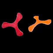 Propeller - Brinquedo Bumerangue/Mordedor/Flutuante - N-Gage