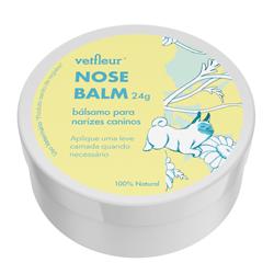 Bálsamo Hidratante para Focinho - Nose Balm - VetFleur