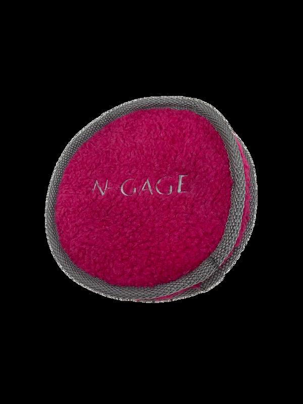 Fleece Disc - Brinquedo com apito/Mordedor Macio - N-Gage