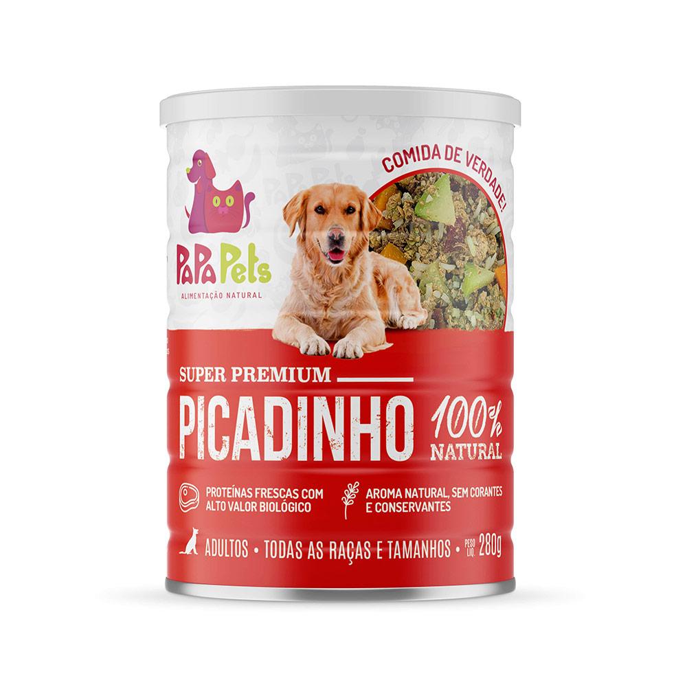 Papa Pets Picadinho - Alimentação Natural - Cães Adultos