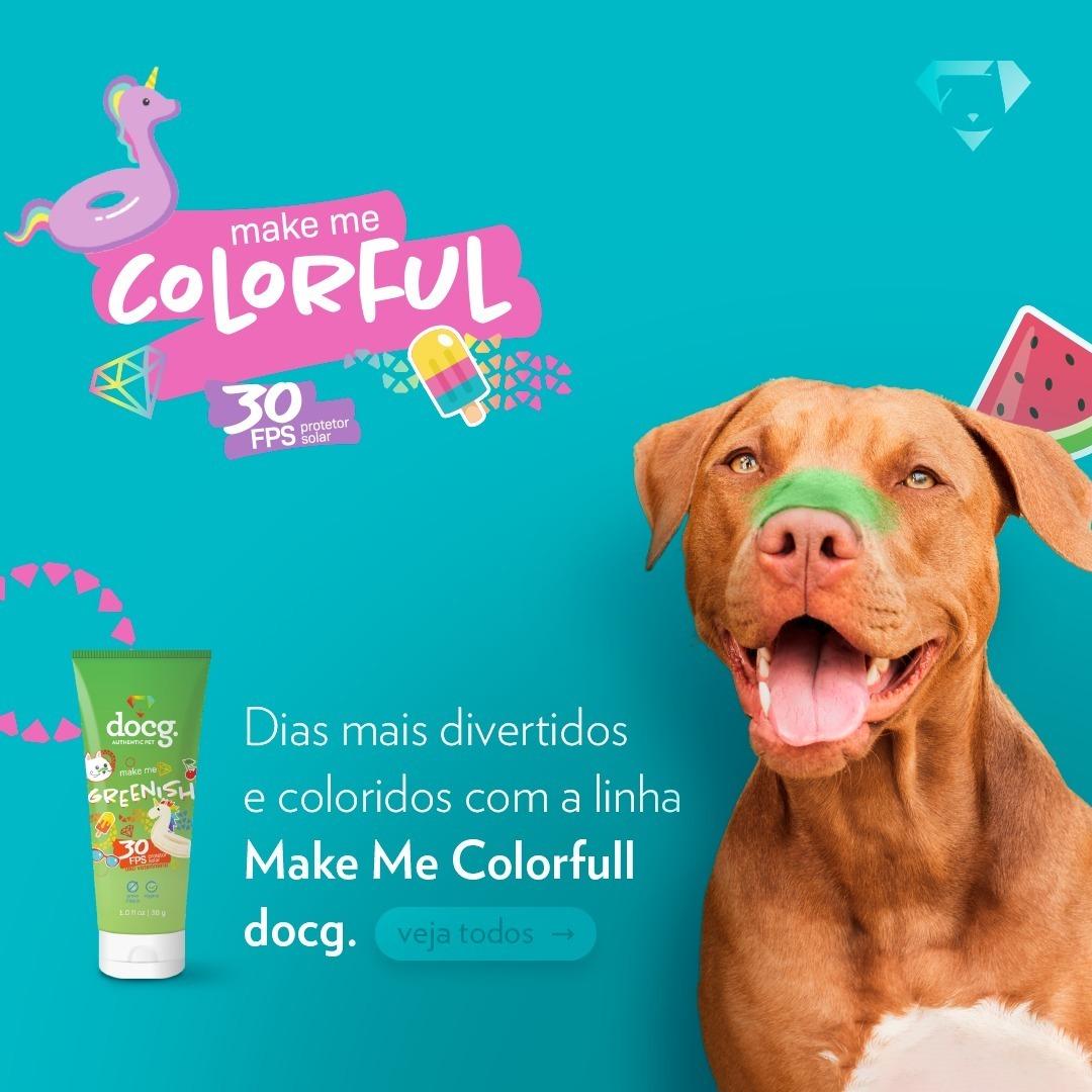 Protetor Solar Colorido Make Me - 30g