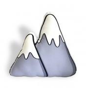 Almofada Montanha Cinza