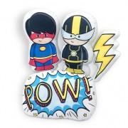 Kit de Almofadas Super Heróis