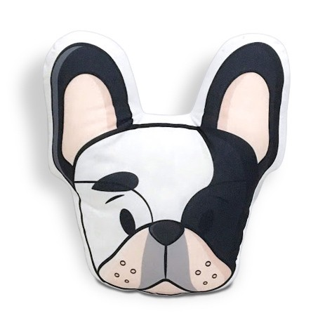 Almofada Cachorro - Bulldog