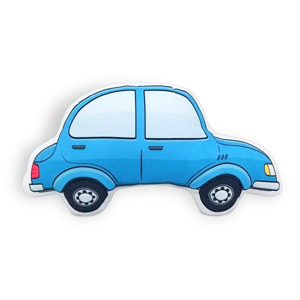 Almofada Carro Azul
