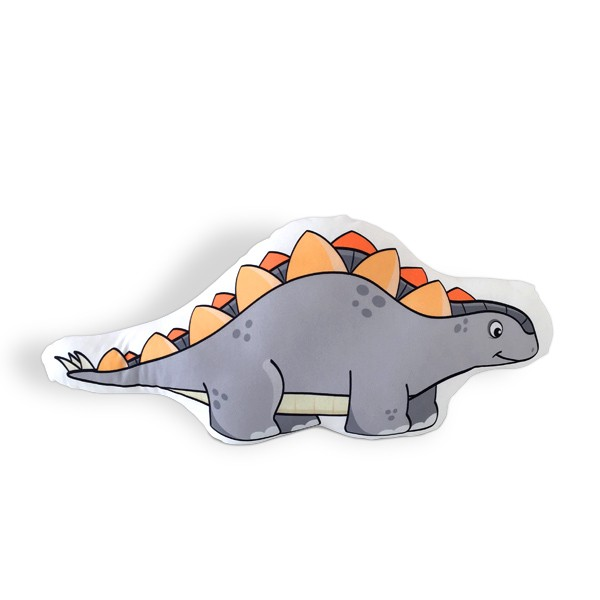 Almofada Dinossauro Estegossauro