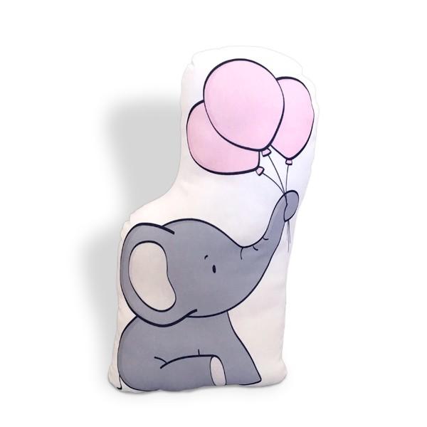 Almofada Elefante com Balões