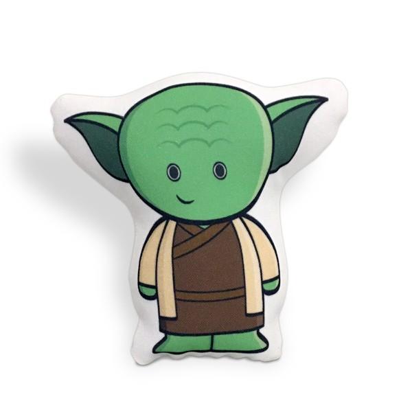 Almofada Fantasia de Yoda