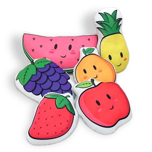 Kit de Almofadas Frutas