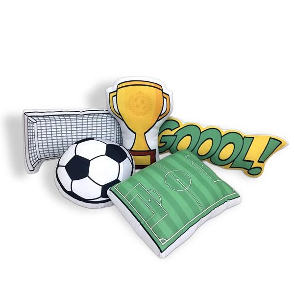 Kit de Almofadas Futebol