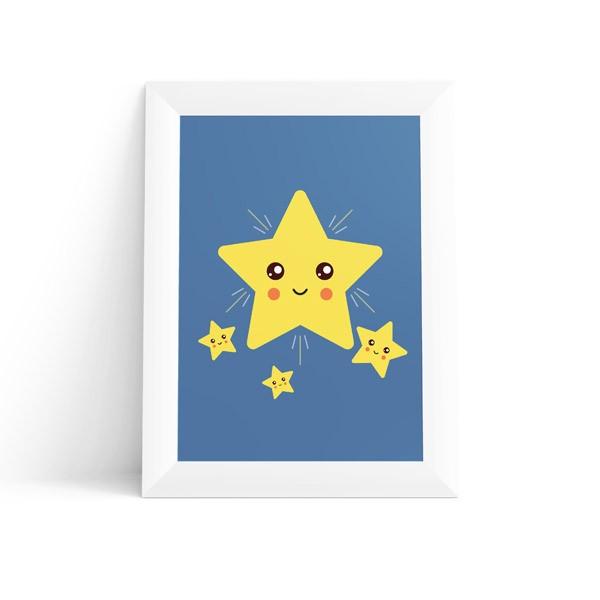 Quadro Estrelas