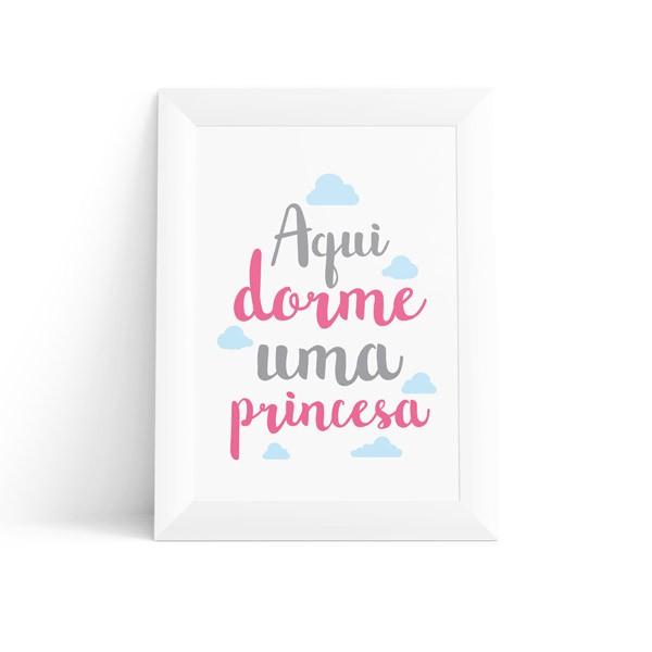 Quadro Sono da Princesa