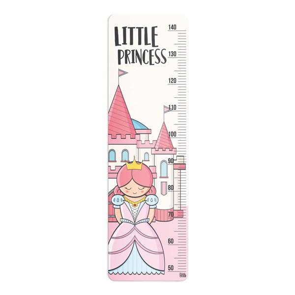 Régua de Crescimento Princesa