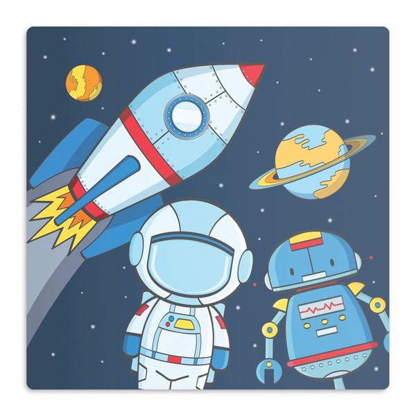 Tapete Astronauta