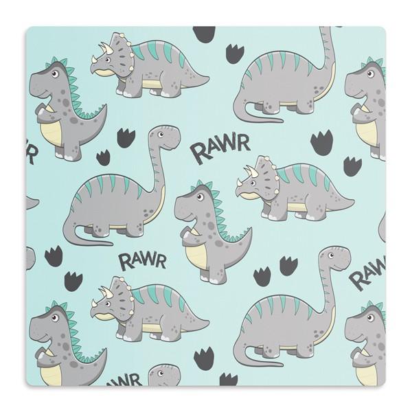Tapete Dinossauros