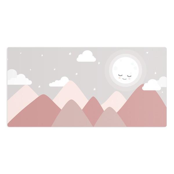 Tapete Montanhas e Lua