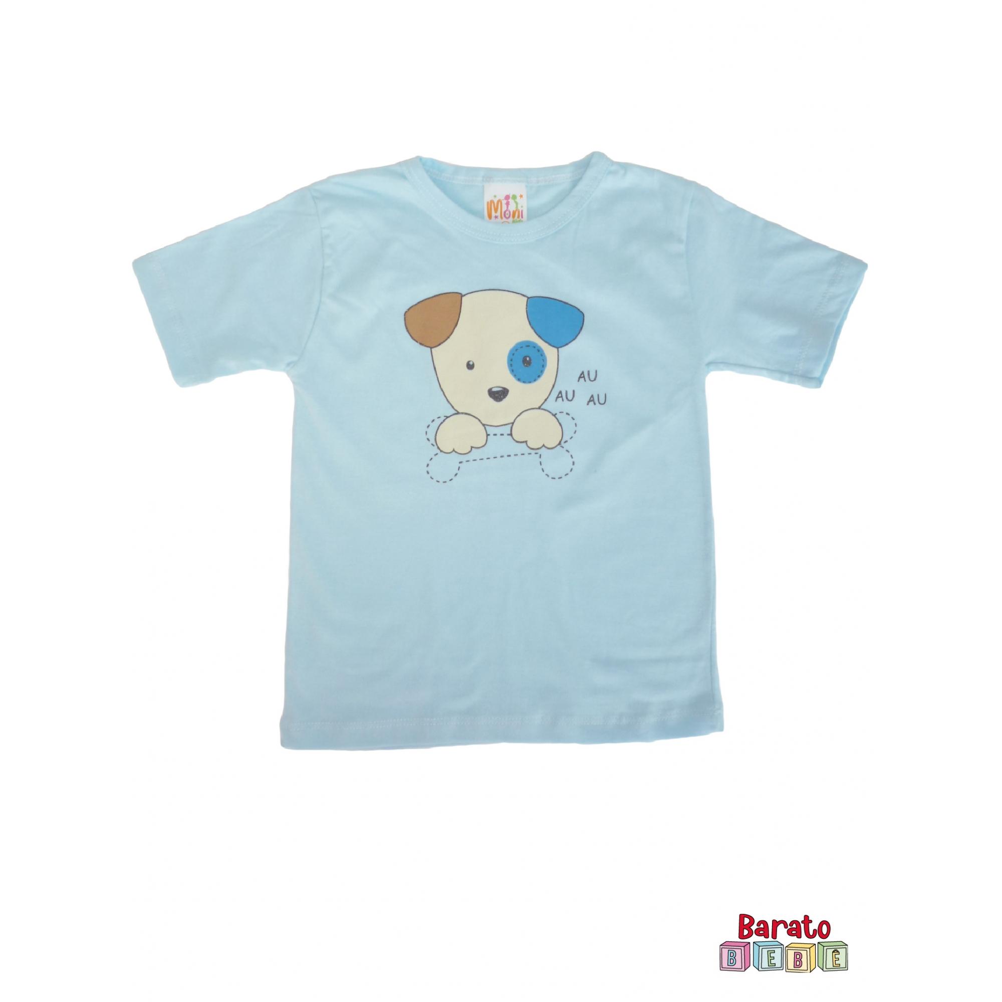 Conjunto Infantil Menino Azul- Dog