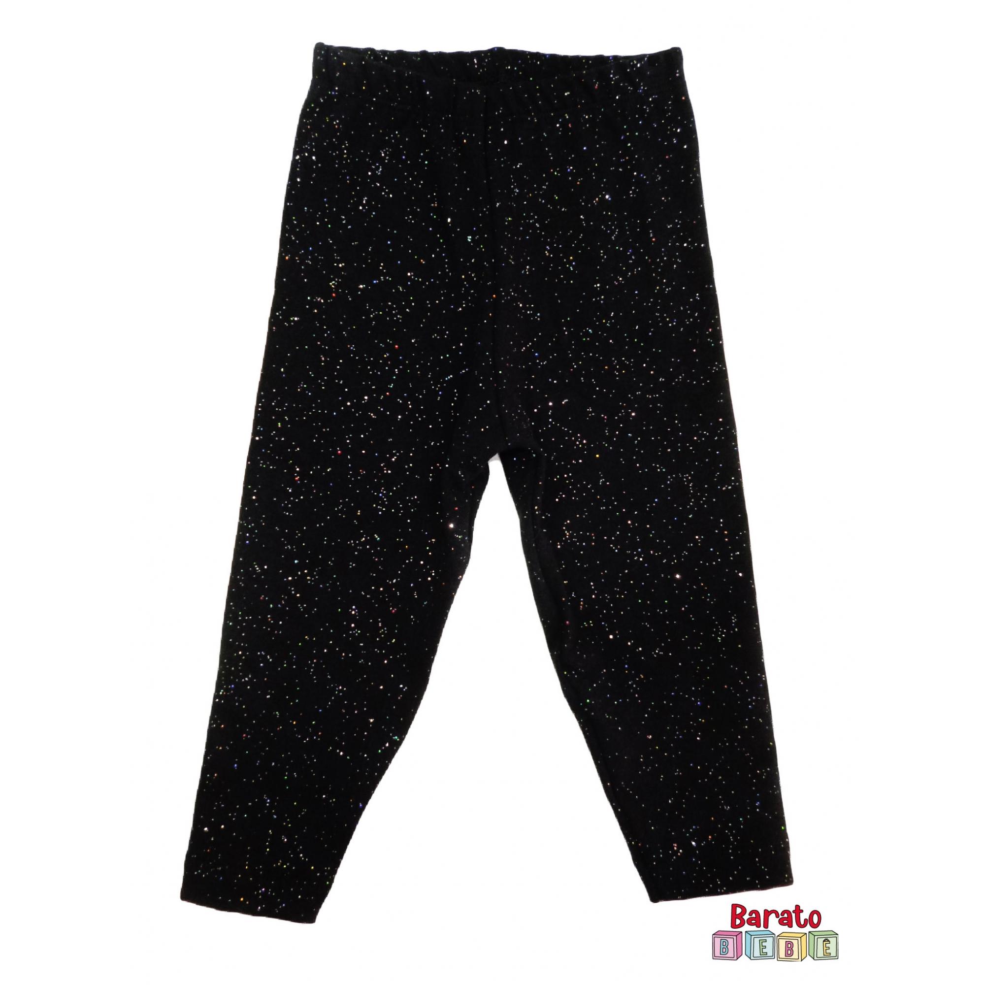 Kit 2 Body + 1 Legging c/ Glitter (P/M/G) - Barato Bebê