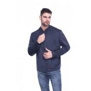 Jaqueta masculina suede