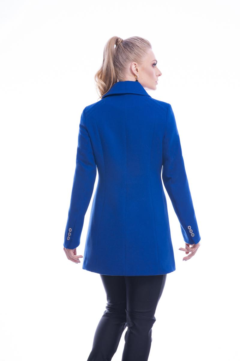 Casaco 3/4 sintético Azul Royal  | Vanews
