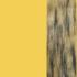 Amarelo-Pele camel mescla