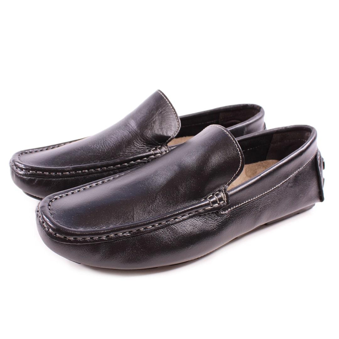 Sapato Mocassim Supremo Latego Preto 210