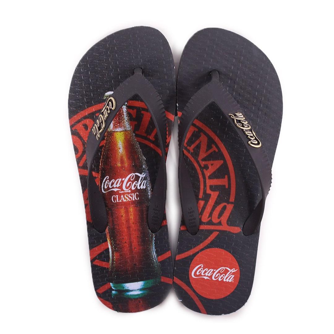 Chinelo Masculino Coca-Cola Formula CC2986