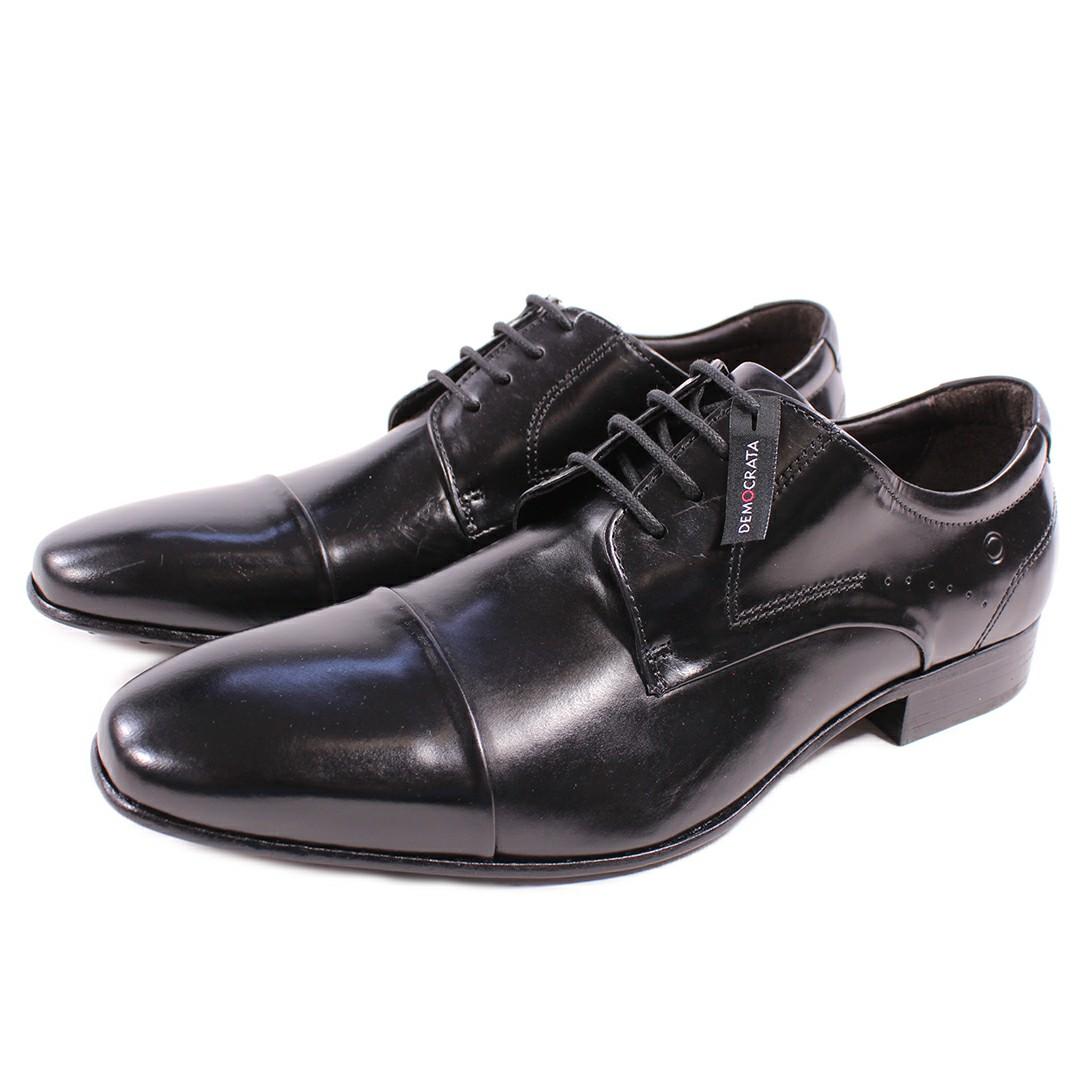 Sapato Democrata Metropolitan Caster Preto 228101-001