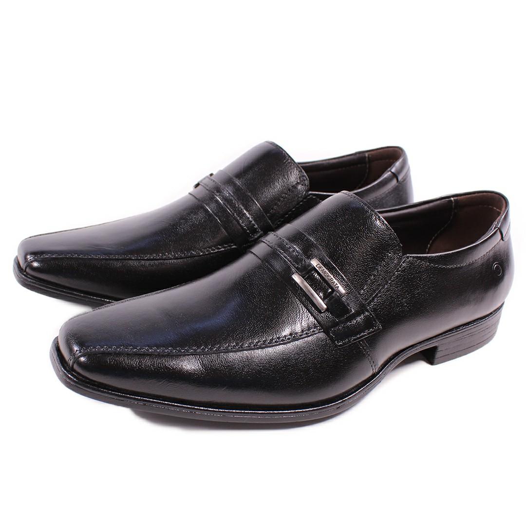 Sapato Democrata Metropolitan Prime Preto 244102-001