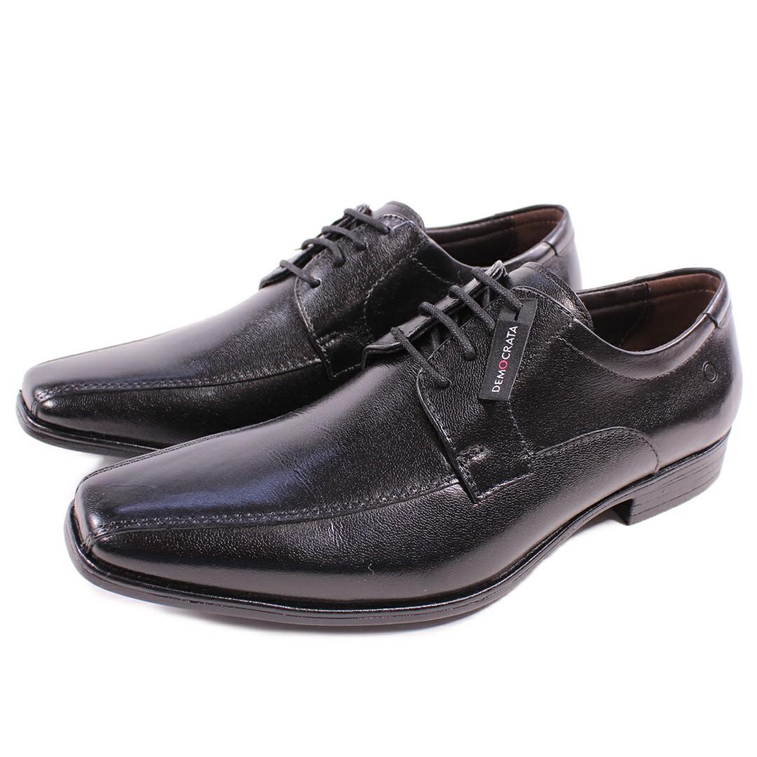 Sapato Democrata Metropolitan Prime Preto Ref.:244101-001