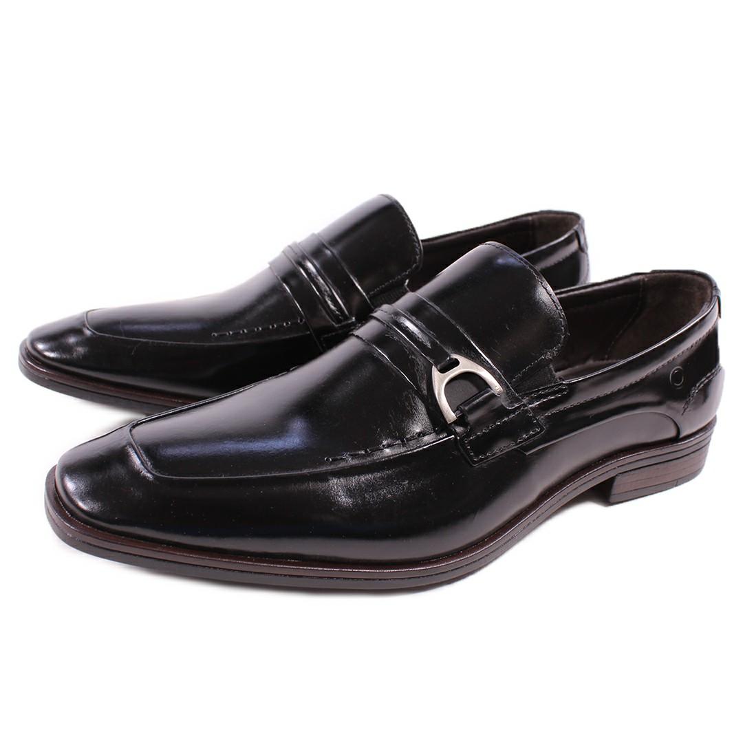 Sapato Democrata Metropolitan Tompson Preto 055132-001