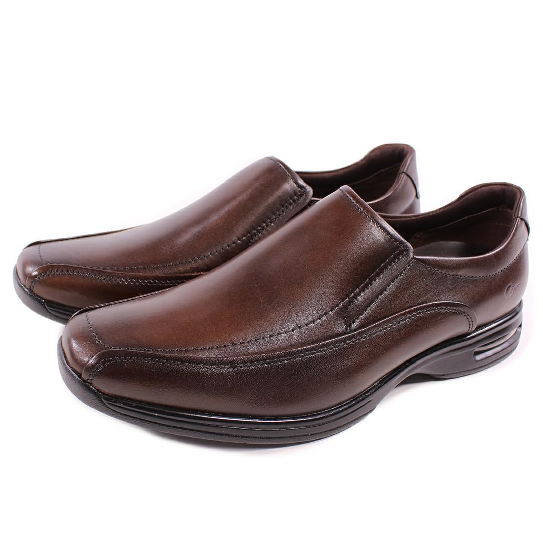 Sapato Democrata Smart Comfort Air Spot Tabaco 448027-004