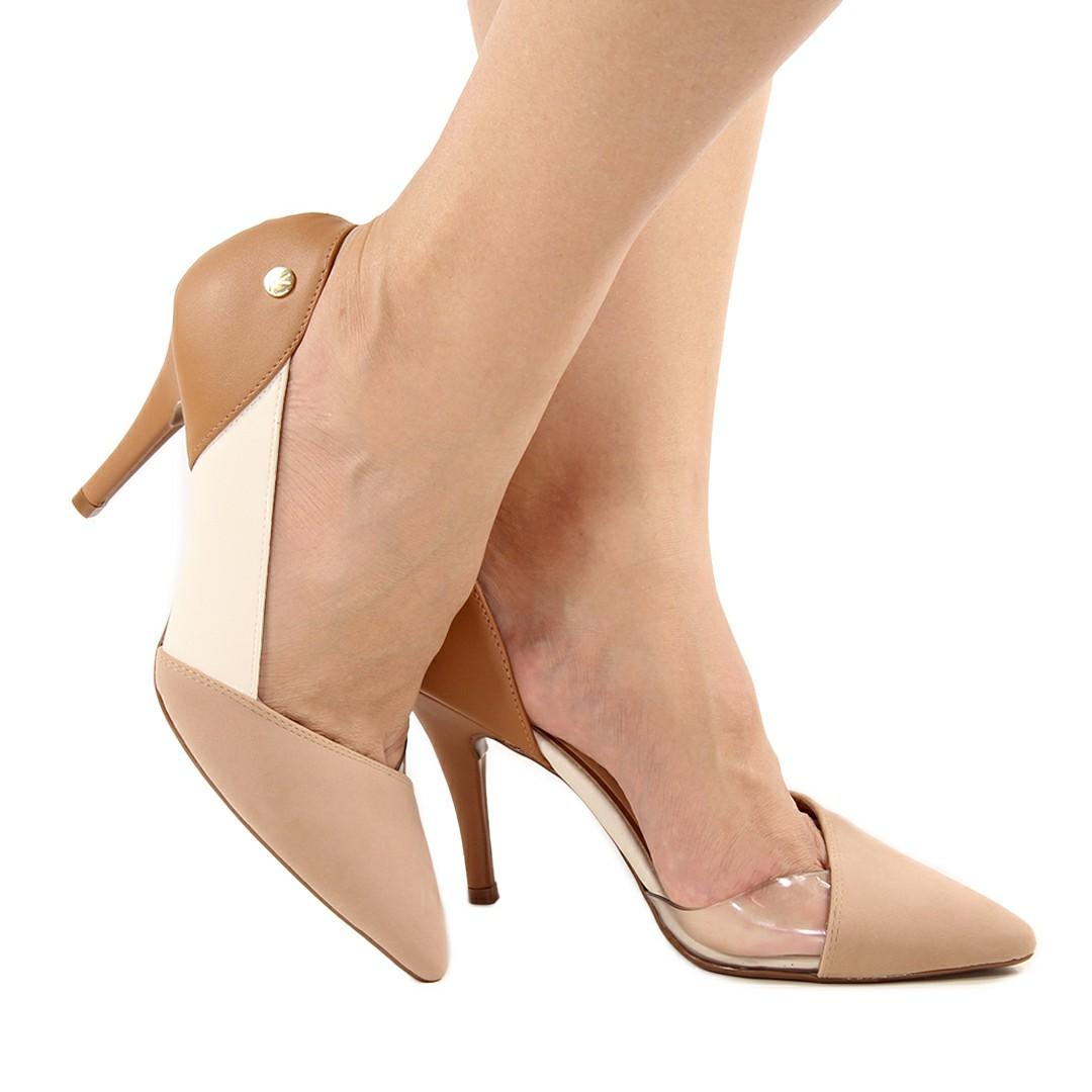 Sapato Feminino Scapin Vizzano Pelica