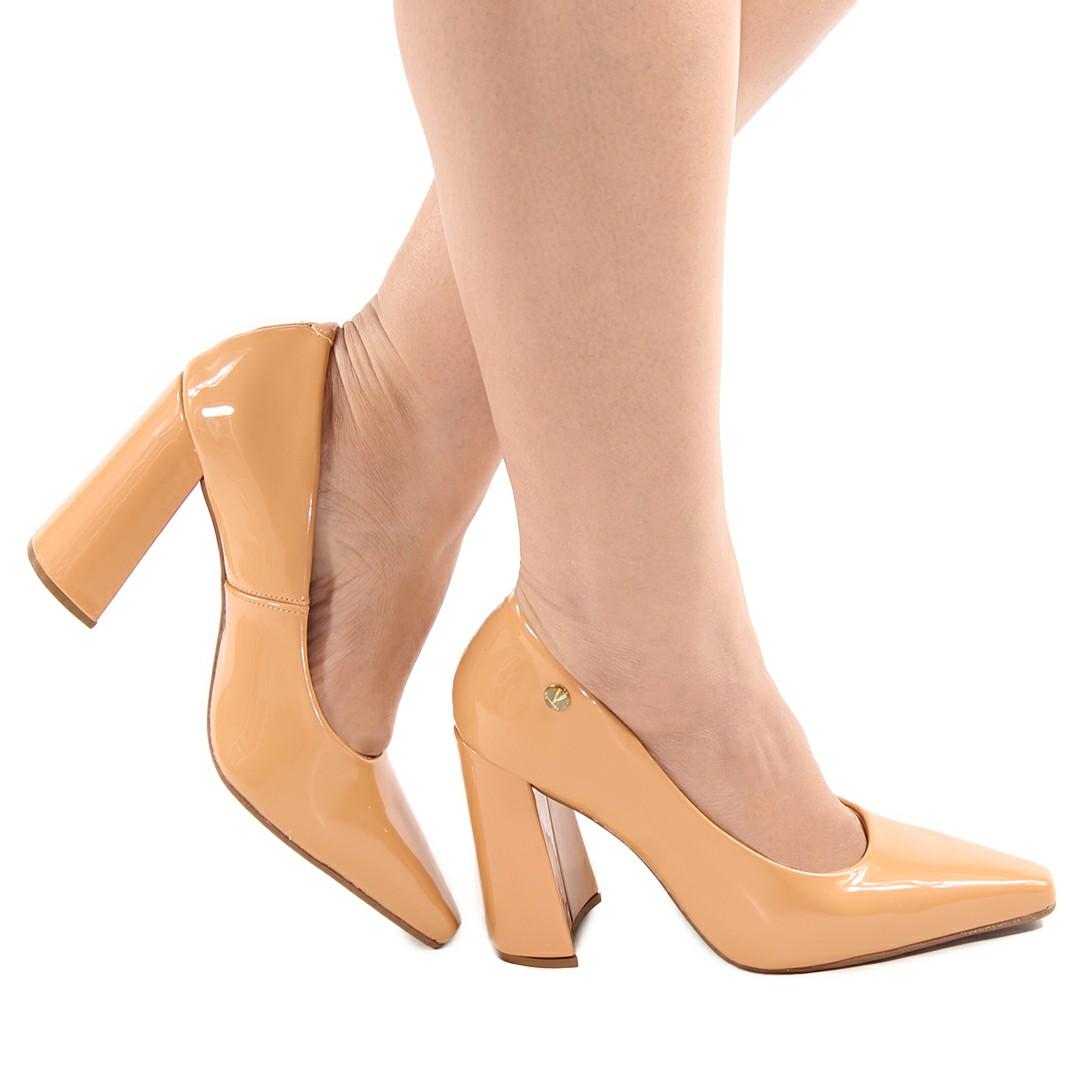 Sapato Feminino Vizzano Verniz Premium 1367.100