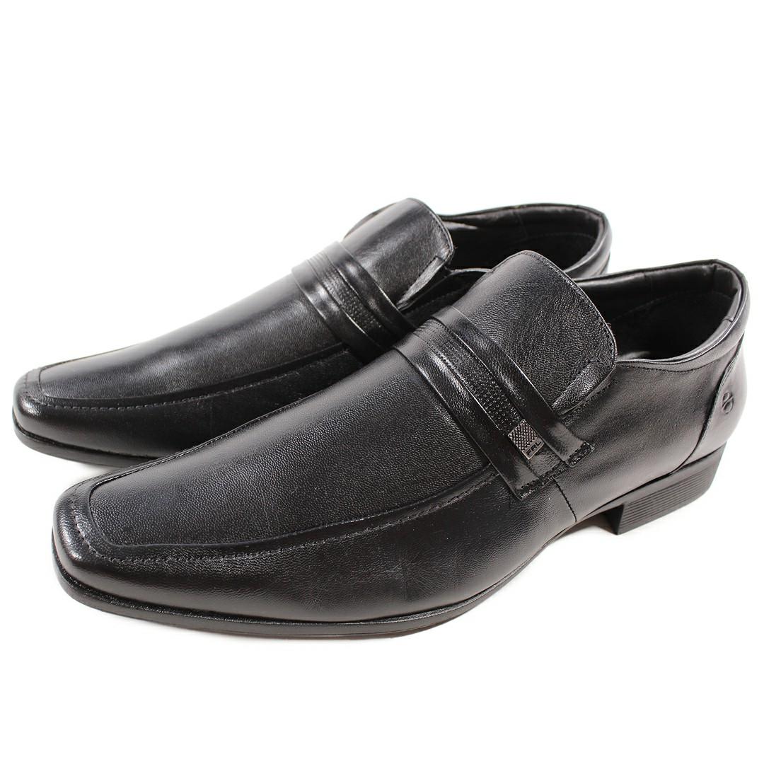 Sapato Social Masculino em Couro Ferricelli Genebra