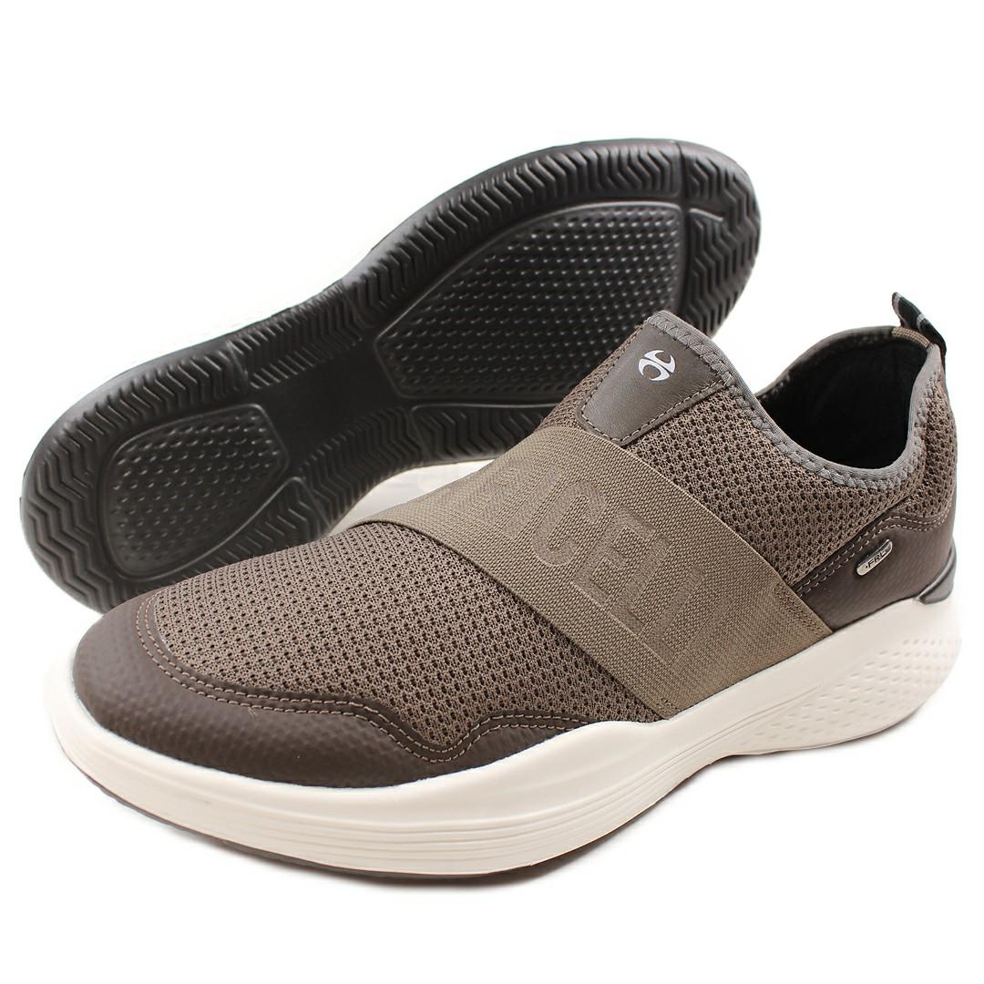 Tênis Masculino Sneaker Ferricelli Slim Flutue