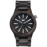 Relógio de Madeira WeWOOD Assunt Black