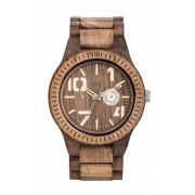 Relógio de Madeira WeWood Oblivio Choco Nut Rough