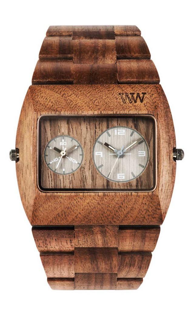 Relógio de Madeira WeWood Jupiter RS Nut