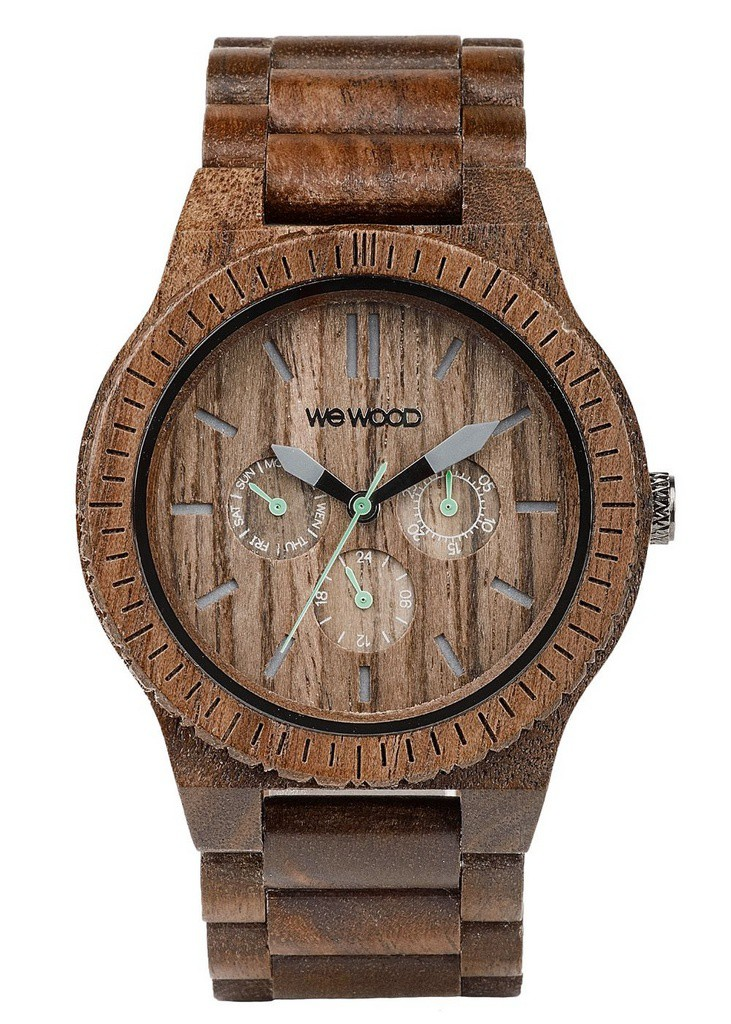 Relógio de Madeira WeWood Kappa Nut