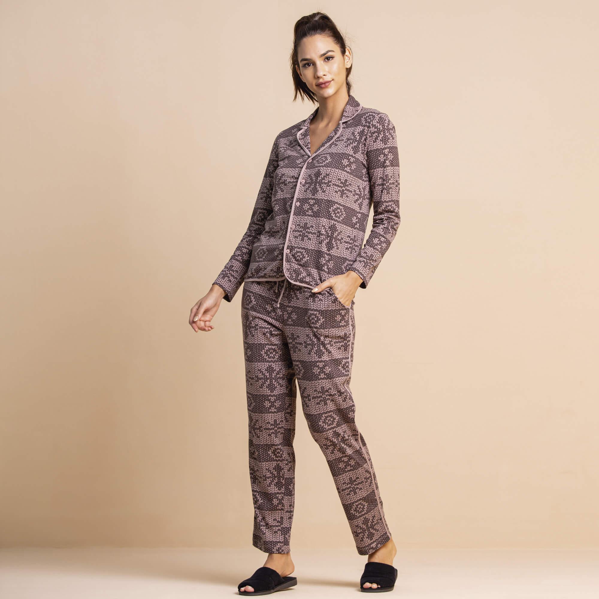 Pijama Longo c/ Debrum