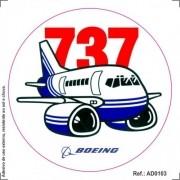 Adesivo - Boeing 737