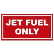 Adesivo Jet Fuel Only