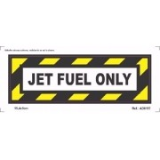Adesivo - Jet Fuel Only