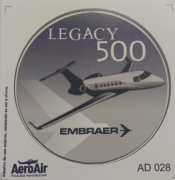 Adesivo Legacy 500