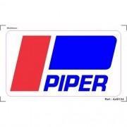 Adesivo - Piper