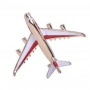 Broche - Avião Vermelho