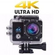 Câmera Pro Ultra 4k Full Hd - Prova D'agua